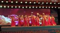 欢乐的朝鲜族手鼓舞