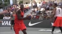 FIBA3x3洛桑大师赛首日希克斯精彩过人