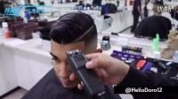 (托尼安凯)教你修剪当下最流行的男士复古发型