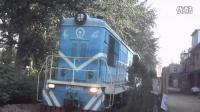 西户铁路:DF7 0069单机通过