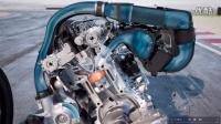 【漫话汽车】BMW M4 MotoGP 安全车 水喷射系统详解(中文配音)