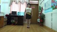 优酷zhanghongaaa广场舞 情醉女儿国 第二组分解动作教学