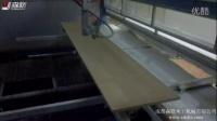【成都森联】衣柜金属漆自动喷漆流水线