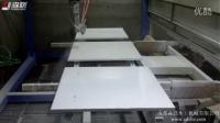 【成都森联】橱柜UV板自动喷涂流水线