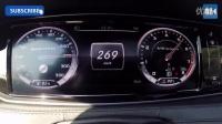 【漫话汽车】奔驰最新S63 AMG 四驱版 585匹马力 德国不限速公路 狂奔306码