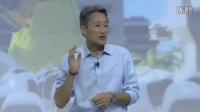 索尼2015年IFA新品发布会 -  CEO亲自介绍 Xperia Z5 Premium 4K 屏幕