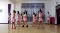 瑜漩舞蹈少儿肚皮舞 暑假班—《小野猫》