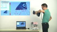 HSCAN3D三维扫描变速箱盖—工业级高精度手持式三维扫描仪