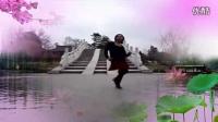 鲍丽广场舞拉丁恰恰风格《敲敲门》编舞:格格 制作演示:鲍丽