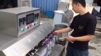 众冠机械日本豆腐灌装机,异形袋灌装机