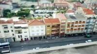 葡萄牙波尔图城市延时摄影(405)720P
