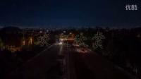 美国洛杉矶城市夜景(406)1080P