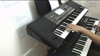 恋人心 电子琴演奏 - 符正校