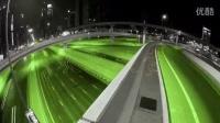 阿联酋迪拜城市夜景风光(409)1080P