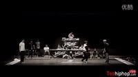【太嘻哈】2014 JUSTE DEBOUT Korea Popping 半决赛-2 (MO.HIGHER vs BOOGIE BOOG&FIRE BAC)