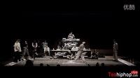 【太嘻哈】2014 JUSTE DEBOUT Korea Popping 决赛 (MO.HIGHER vs DYNASTY DIAMONDZ)