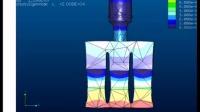 超声波焊头有限元分析-刀型焊头-海尔曼超声波