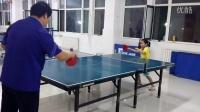 《乒乓球技术训练》小朋友初学乒乓球之正手攻球