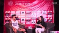|KOD TV|2016KOD世界杯美国站LOCKING裁判赛后采访