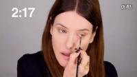 Lisa Eldridge 中文字幕 我的5分钟快速妆容My 5 Minute Makeup Look