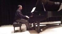 1.示范演奏Friedrich Burgmuller, Candour 布格缪勒25首钢琴简易进阶练习曲  坦诉