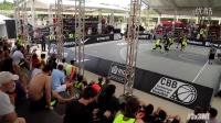 2015 FIBA3x3 里约大师赛首日精华