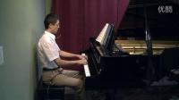 黃光立讲解巴赫加伏特舞曲 (巴赫初级钢琴曲集第11首、第20首) (Bach Gavotte from English Suite No.
