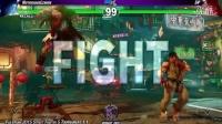 #PAX#2015年街霸5第一届比赛---第一天(第二对) NotoriousLemon (内卡利) vs SP (隆)