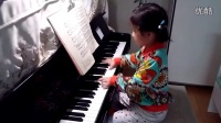 《布格缪勒钢琴进阶25曲(Op.100)》_第14首_《斯提利亚人》_2015.10.6