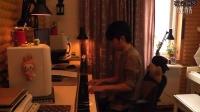 《偏偏喜欢你》夜色钢琴曲 赵海洋 视频