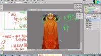 游戏贴图材质的表现方法【布的制作】名动漫QQ2355863148_0