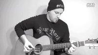 就是喜欢他!澳洲指弹吉他手Dylan Ryche - Smoke Signals【HD】