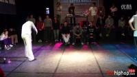 【太嘻哈】Euro battle Korea Popping 2012 半决赛 jeu vs poppin j
