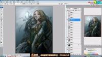 手绘韩风绘画技巧《第二讲:色彩分析与风格定向》