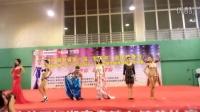 刘珍 湖南省健身健美锦标赛 健体小姐冠军 颁奖现场