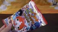 【食玩联盟】妖怪手表食玩稀有卡の日本食玩