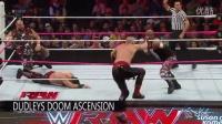 10月12日: 本期Raw高光时刻