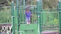 【社会实验】 当您的孩子在公园发现枪…