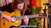 英国美女 手演奏罗密欧全单古典吉他R-950吉他