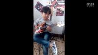 程默涵   8岁 帅小伙  蓝莲花  前奏片段