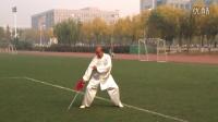 陈庆勇先生表演的混元38式太极刀