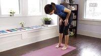 【30天瑜伽训练计划】Day 4 舒展你的后背 | 新浪微博@Chakra瑜伽
