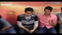 2013 tv3 star chat名门绅士 五少 游戏环节James Jirayu提到 bella【泰语中字】