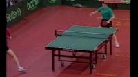 杨影直拍快攻乒乓球教学视频