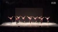 古典舞身韵控制组合《半生缘》