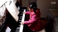 《布格缪勒钢琴进阶25曲(Op.100)》_第25首_《骑士》_2015.10.30