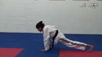 最好的跆拳道的灵活性 柔韧训练 韧带热身运动