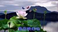 广场舞伴舞最新原创歌曲:四季花开(融儿演唱、制作)