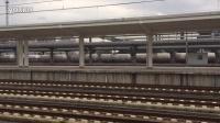 沪昆线诸暨站:HXD1B-0514牵引货列
