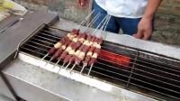 烧烤的做法 烧烤技术学习 学习烧烤技术 烧烤教学 烤羊肉串